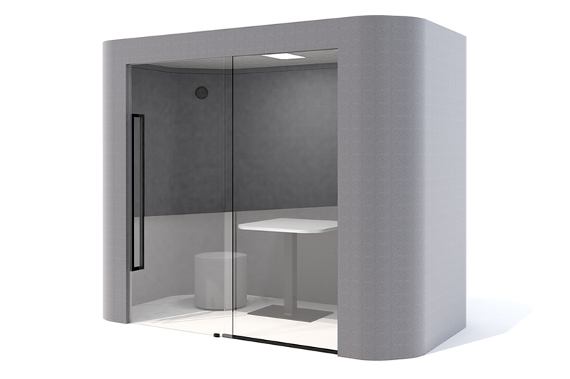 oasis soft duo office pod