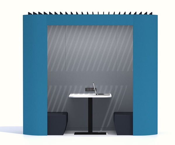 Oasis Soft Office Phone Booth Pods